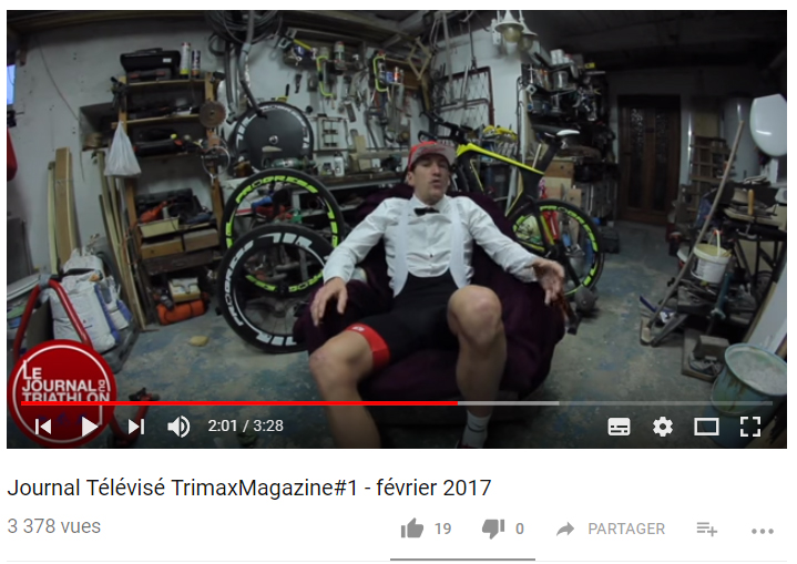 JT du triathlon® n°1, janvier 2017