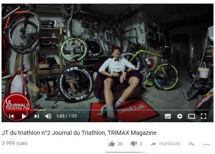 JT du triathlon® n°2, Février 2017