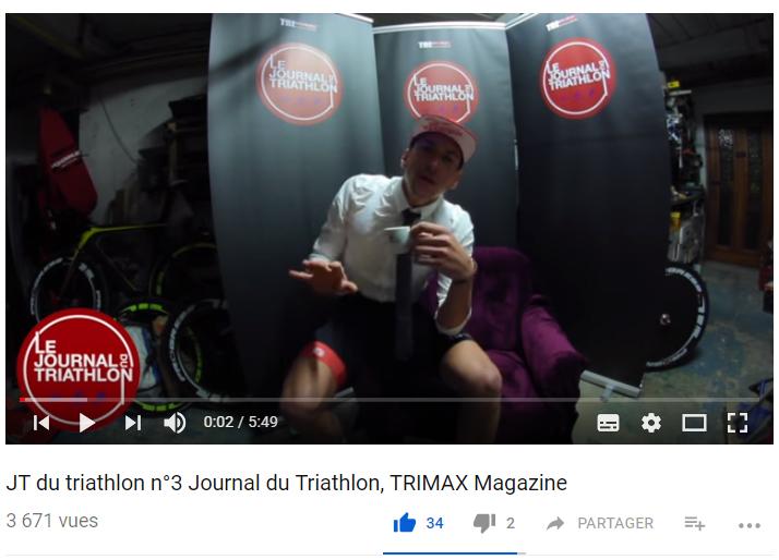 JT du triathlon® n°3, Mars 2017