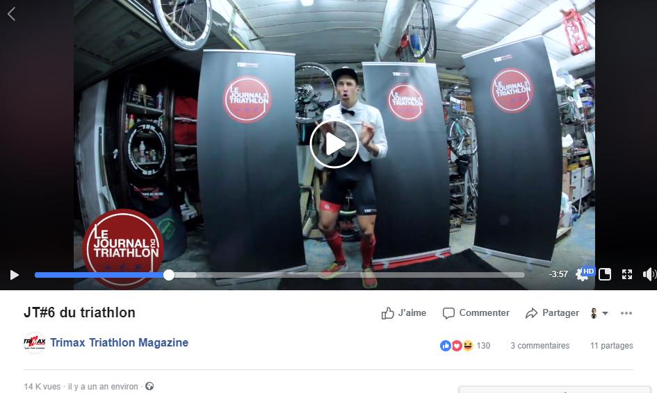 JT du Triathlon® n°6, Juin 2017