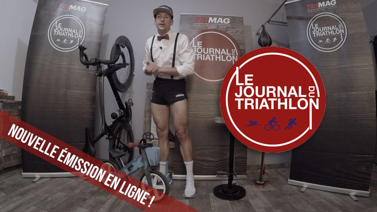 JT du triathlon n°20 – Cas de dopage sanguin en triathlon !