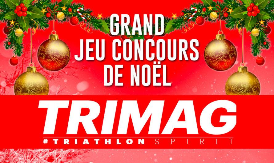 JEU CONCOURS DE NOEL ! spécial triathlon. Participation gratuite !