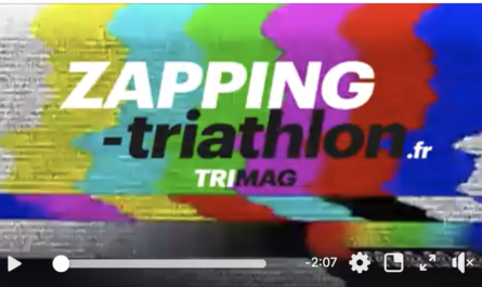 zapping triathlon magazine