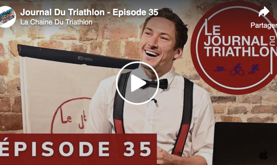 JT du triathlon n°35